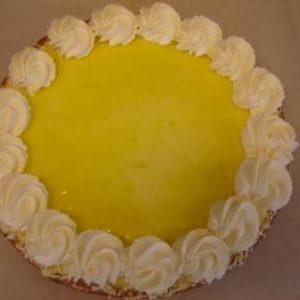 Lemon Cheesevlaai